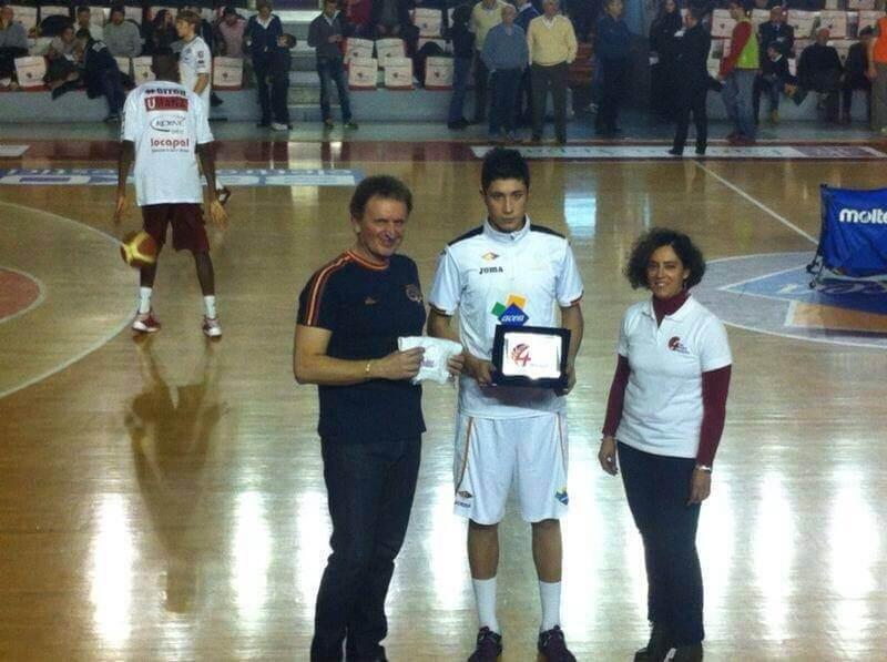 4nci - A Davide Alviti il 5° Premio Club Davide Ancilotto